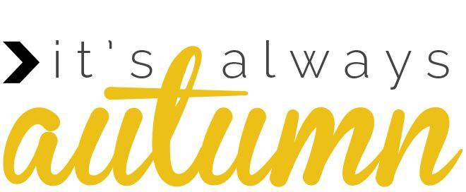 it's alwyas autumn - Sewing tutorials