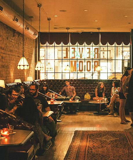 Cozy date spots in Chicago, perfect for fall and winter!