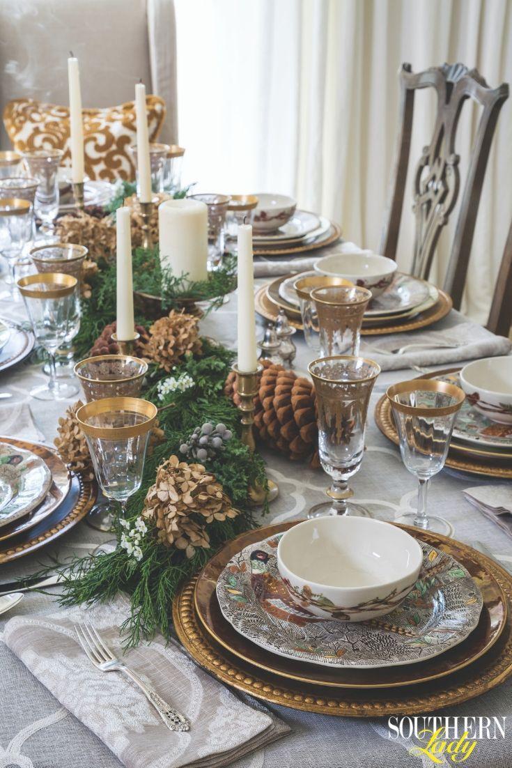 January February 2019 Winter Dining Table Decor Christmas Dinner Table Christmas Table