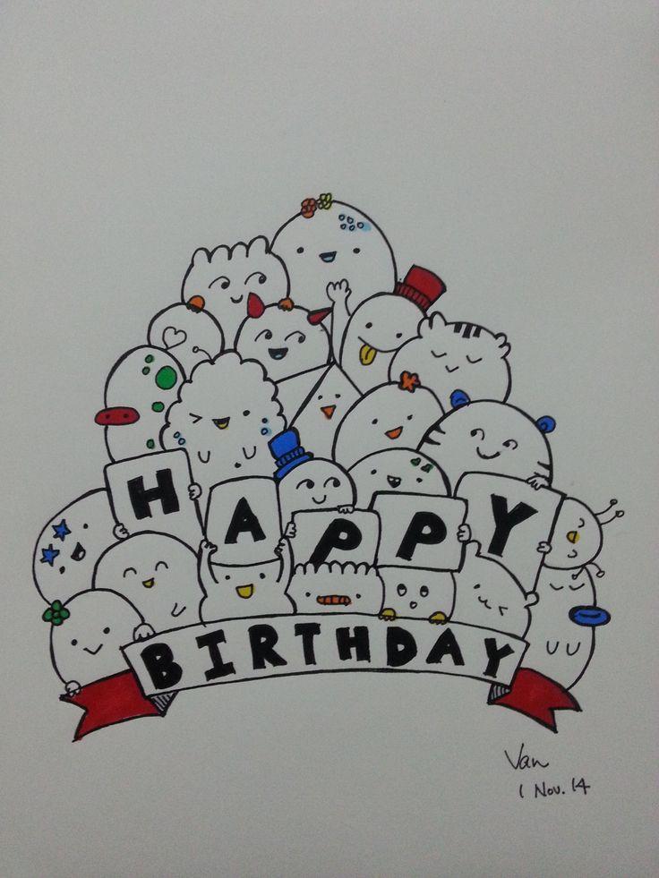 Happy Birthday Doodle! :)