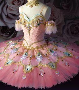 Pink Japanese costume - sleeping beauty Ballerina Tutu ♡