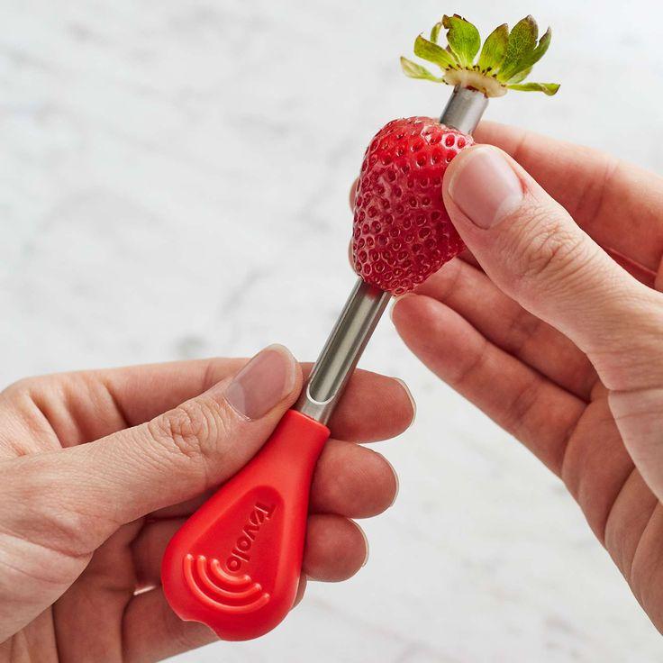 Tovolo Strawberry Huller   Sur La Table