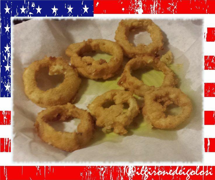 ONION RING con la ricetta originale americana