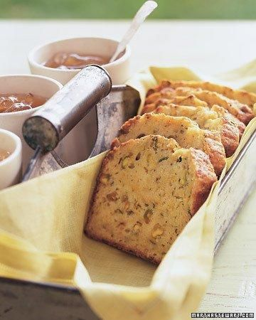 Two-Colored Squash Loaf Cake Recipe