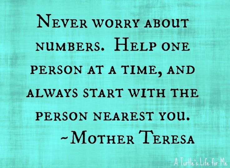 You never know what someone else is going through and they may need that simple act of service only you can give. Even if they are fine a little good deed is always appreciated. :)