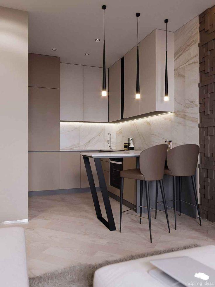 Beautiful Small Modern Kitchen Ideas
