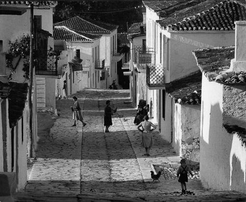 Wolf Suschitzky, Greece 1960s
