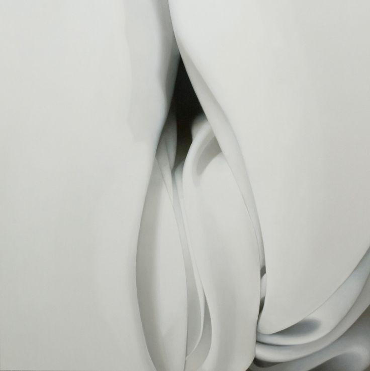 Hollow, 2009 // Alison Watt