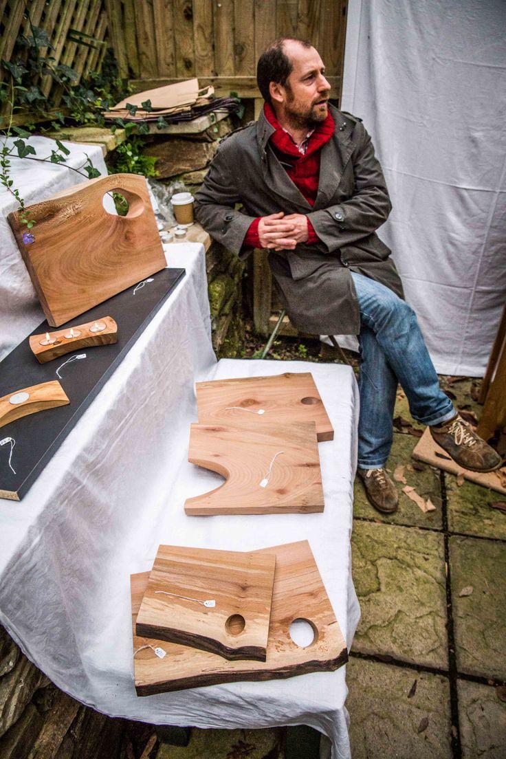 Christmas Fair 2013 Trebah Garden Cornwall