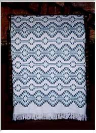 Swedish weave - The Celtic Jewel Afghan pattern to purchase. $7.50 + shipping