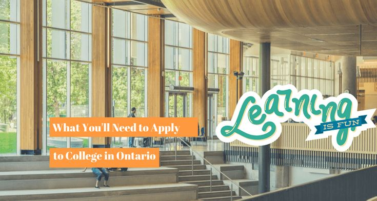 In general, an Ontario Secondary School Diploma (OSSD) or equivalent is required to apply to Ontario College programs. If you have a high school/post secondary diploma from another country, you need