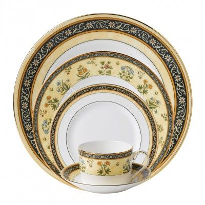 Wedgwood Dinnerware, India Collection   Fine China   Dining U0026 Entertaining    Macyu0027s Bridal And Wedding Registry