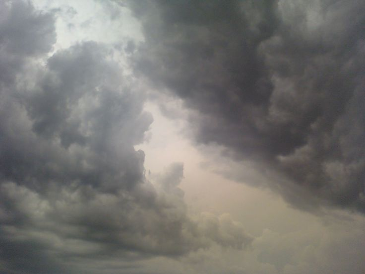 storm on its way