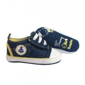 Zapatillas deportivas de lona bebés sin suela Mayoral