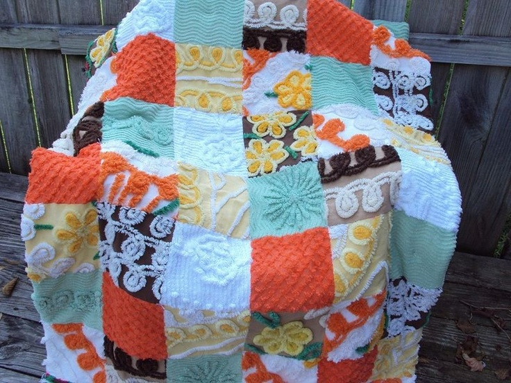 Quilt for bed skirt