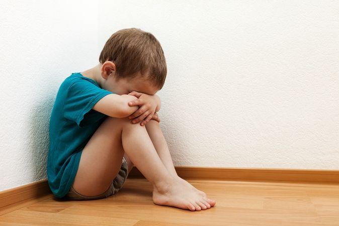 Φοβίες στα παιδιά