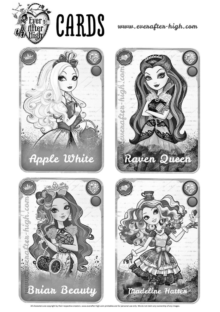 322 best Ever After High images on Pinterest | Coloring books ...