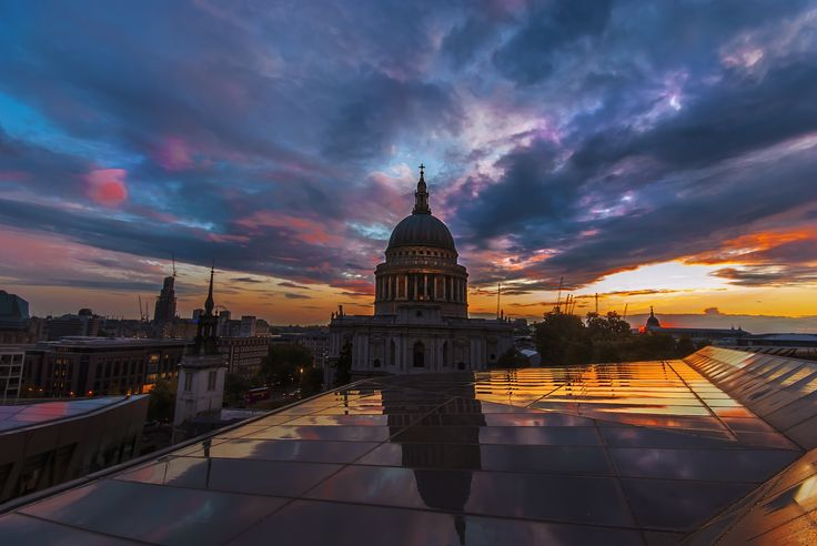 End of Day - Problems Away by Roman Inostrantsev on 500px