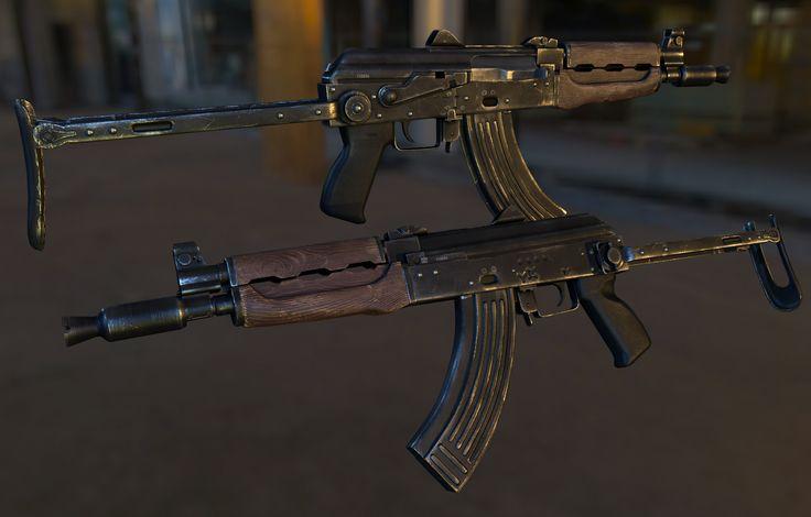 Max Zastava M 92 Rifle - 3D Model