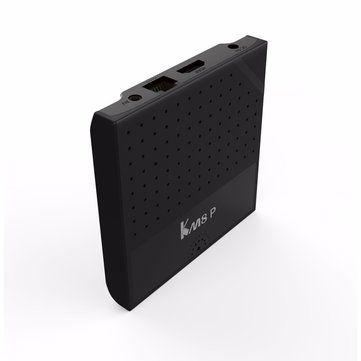 KM8 P Amlogic S912 1GB RAM 8GB ROM TV Box Sale - Banggood.com
