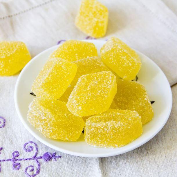 Pâte d'ananas