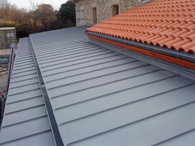 couverture toiture zinc home couverture toiture toiture maison et toit zinc