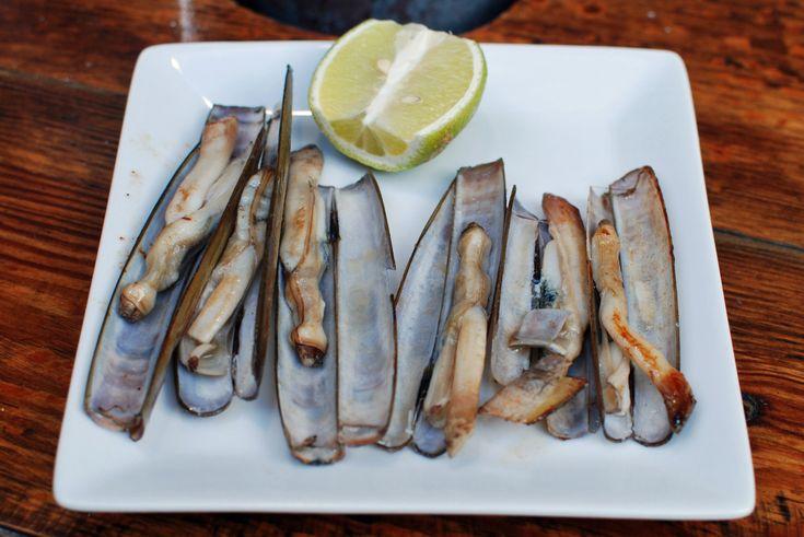 Razor claims in Logrono, Spain   NY Food Journal