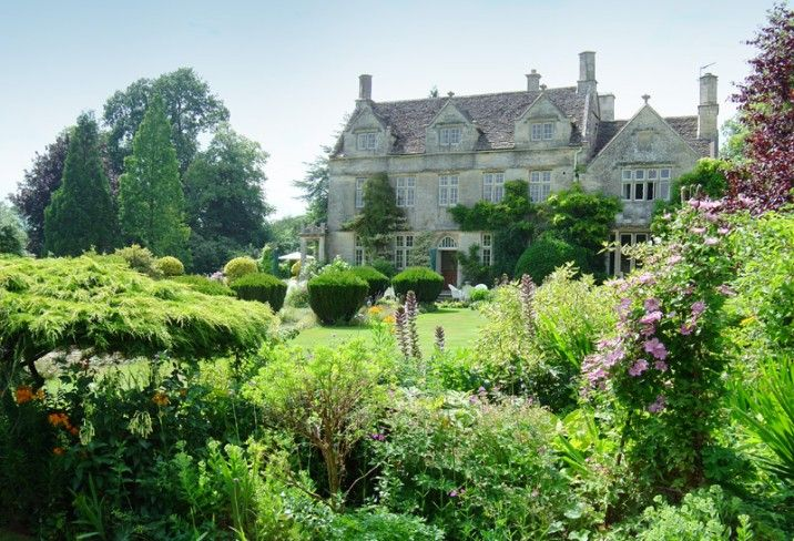 Barnsley House hotel in the Cotswolds