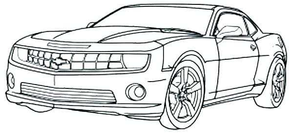 Car Coloring Pages Ideas For Kid And Teenager Carros Rebaixados