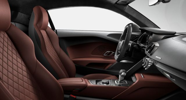 How Will You Order Your New Audi R8?