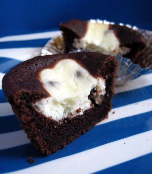 black bottom cupcakes. a friend of mine who has made this recipe ...