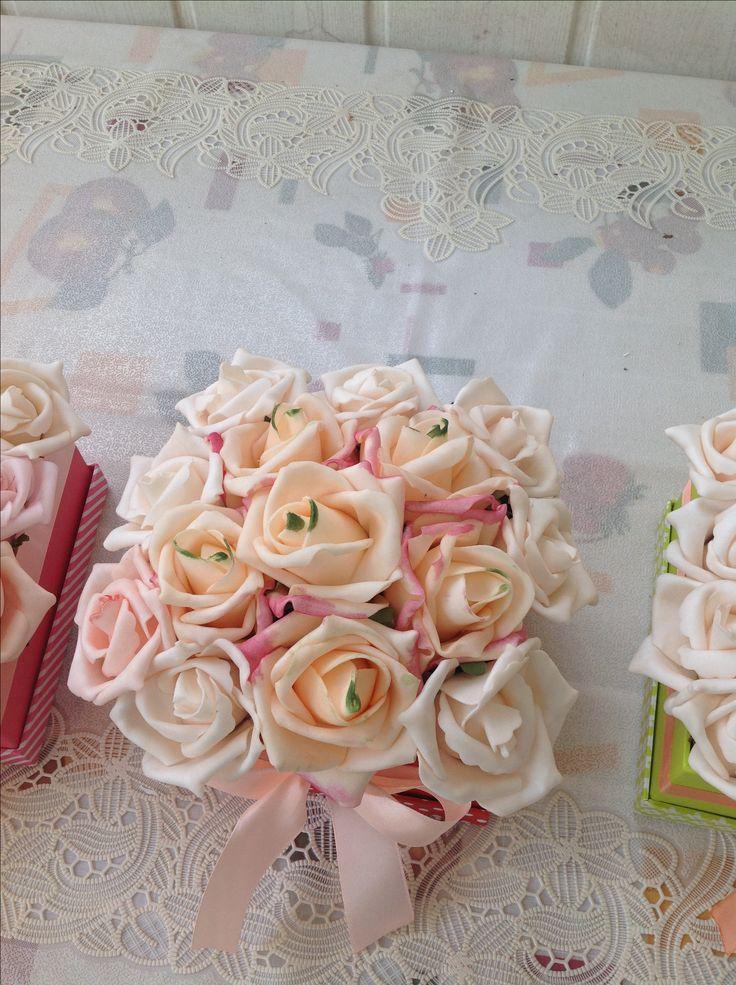 rose box DIY