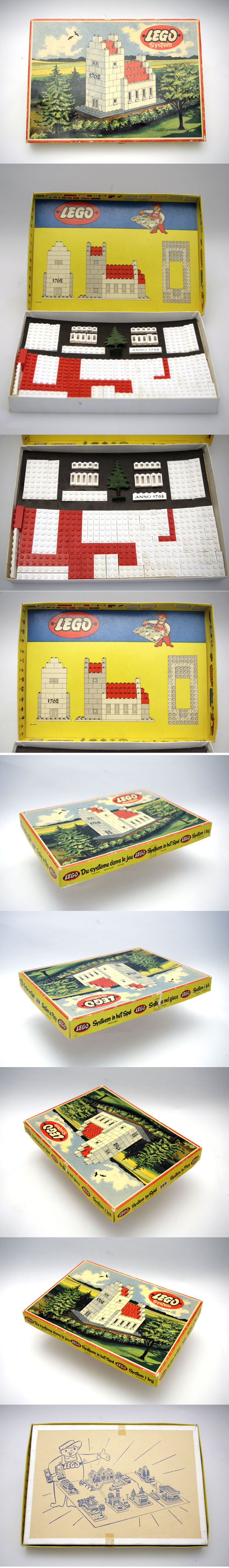 1958 Lego Set 309 Church NOW ONLINE FOR SALE AT EBAY.DE