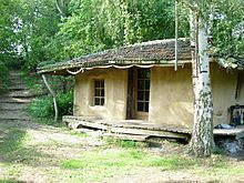 Straw-bale construction - Wikipedia, the free encyclopedia