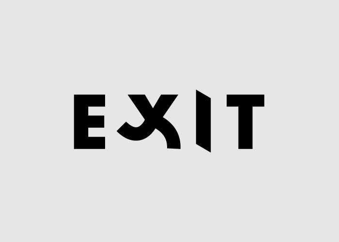 Word as Image: Exit