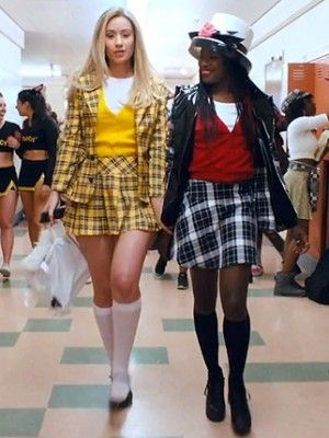 "Iggy Azalea recreates ""Clueless"" in Fancy Video"
