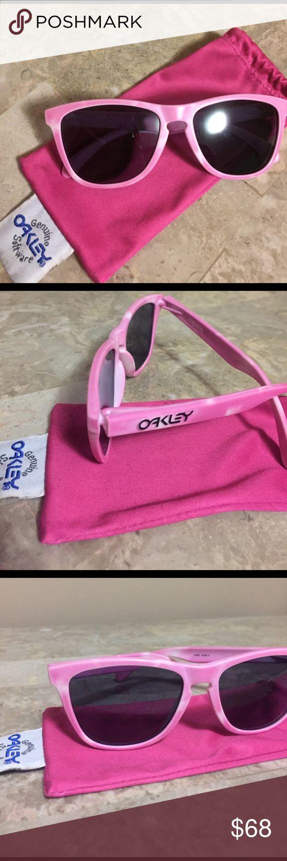 PiNK Oakley Frogskin sunglasses PiNK Oakley Frogskin sunglasses Oakley Other