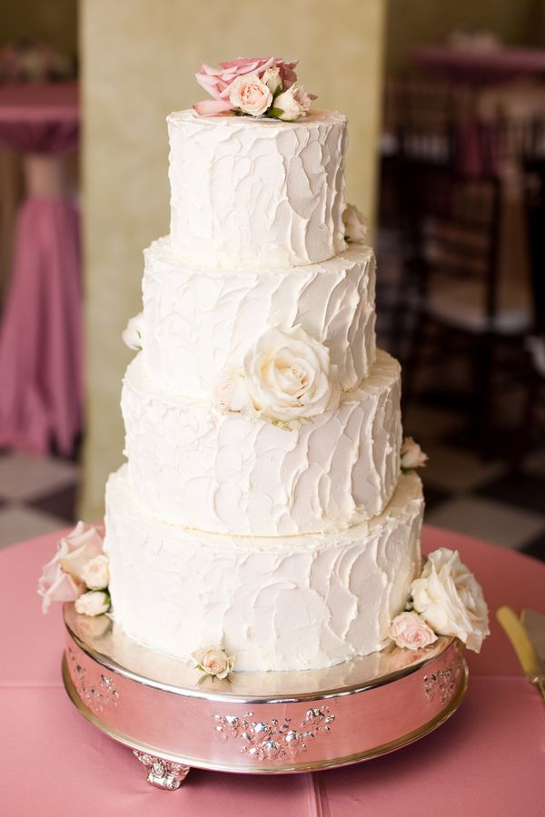 Wedding Cake By PPHG Pastry Chef Jessica Grossman