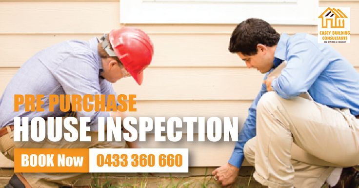 We provide professional pre purchase building inspections in Melbourne. We also have qualified building inspectors to take care of your biggest investment in life.