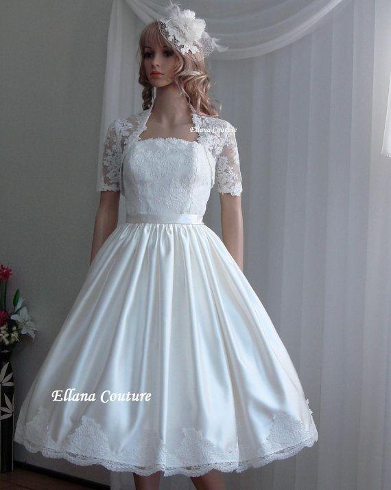 102 best Wedding dress ideas images on Pinterest | Short wedding ...