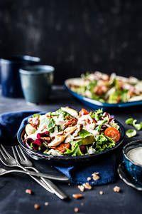 Pekoni-kanasalaatti | K-Ruoka