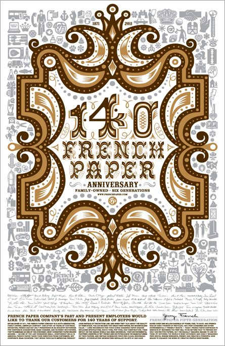 Csa design for French paper  http://www.frenchpaper.com/