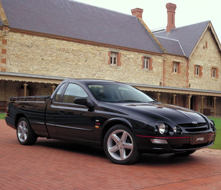 1998-2000 Ford Falcon Ute XR8