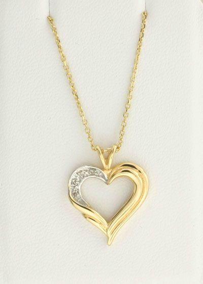 Gold Necklace Cat Diamond