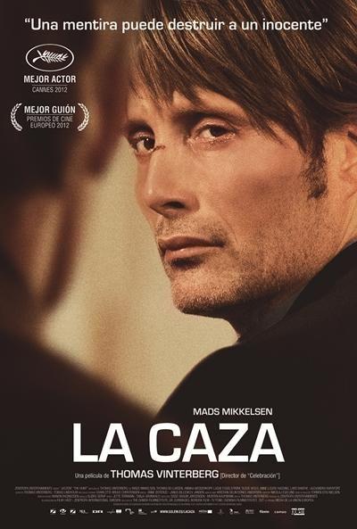 La caza (2012) Dinamarca. Dir: Thomas Vinterberg. Drama. Cine social. Infancia. Abusos sexuais - DVD CINE 2266