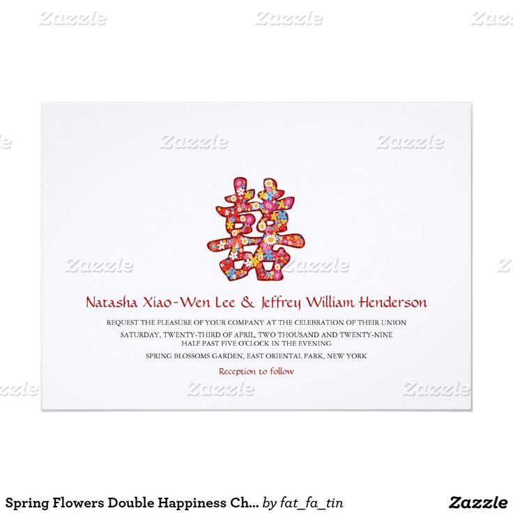 46 best ORIENTAL WEDDING Invitations images on Pinterest ...