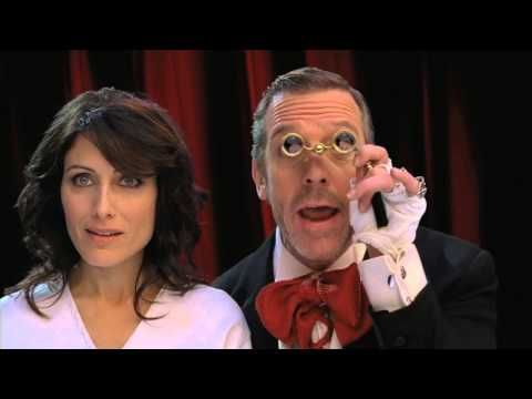 House M.D - Get Happy (Music Video featuring Hugh Laurie and Lisa Edelst...