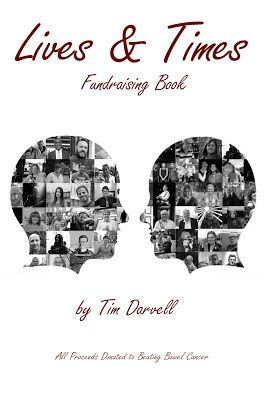 Lives & Times Fundraising Book : The Alarm - The Band & The Fans Support Bowel Cancer Fundraising Book
