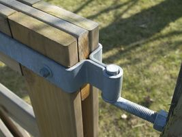farm gate hinges - Google Search