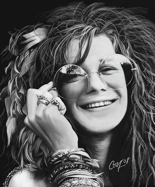 janis joplin --- she lives in my soul